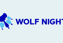 Wolf Night Annual Fundraising Branding