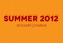 b.todd | creative Internship Reflection