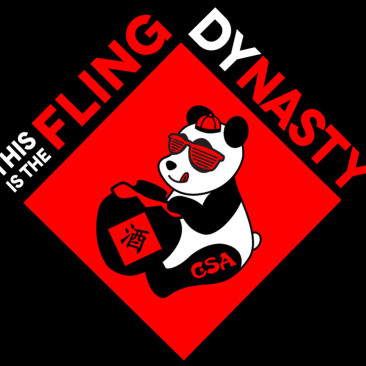 Fling Dynasty Tank Top Design